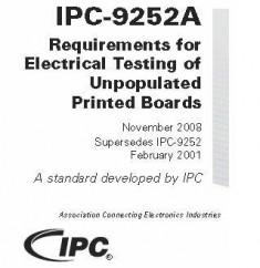 Norma IPC sobre test elèctric