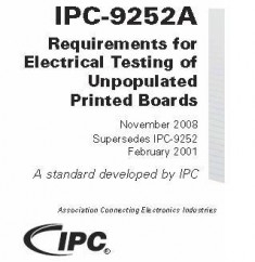 New IPC standard concerning electrical test.