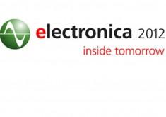 International Trade Fair ELECTRONICA 2012 Munich