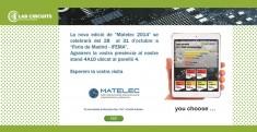 MATELEC 2014: SALÓ INTERNACIONAL DE SOLUCIONS PER A LA INDÚSTRIA ELÈCTRICA I ELECTRÒNICA