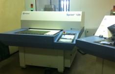 Neuen Druckesystems Sprint ™ 120 Inkjet Printer von Orbotech Ltd.