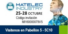 LAB CIRCUITS IN MATELEC INDUSTRY 2016.
