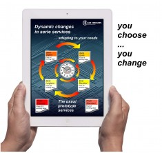 DYNAMIC CHANGES IN SERIE SERVICES