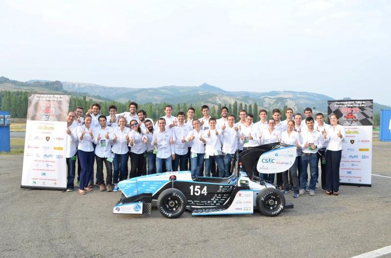 Lab Circuits sponsert das Team ETSEIB der Formula Student.
