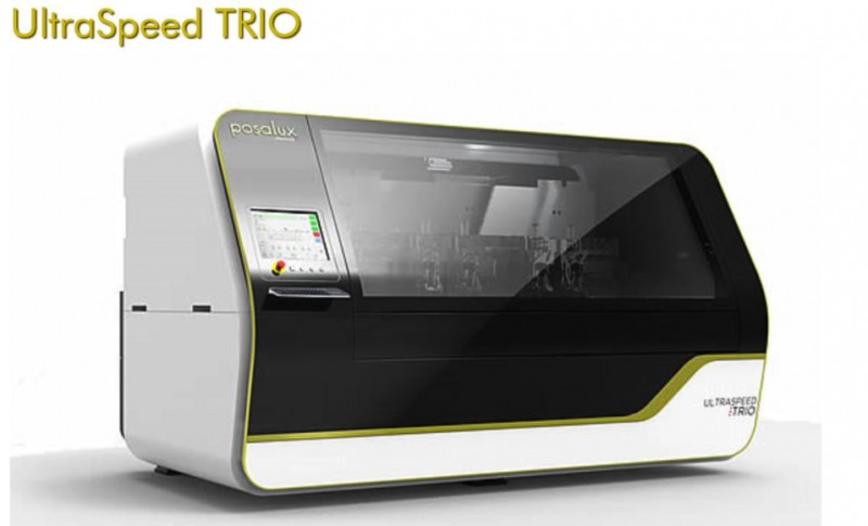 Lab Circuits a acquires new machining equipment from Posalux: ULTRA SPEED TRIO