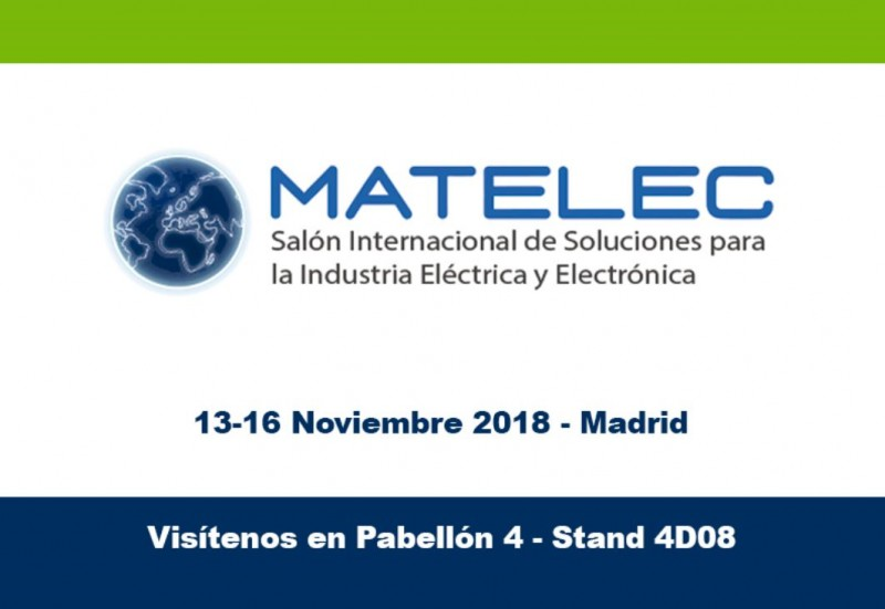 LAB CIRCUITS IN MATELEC INDUSTRY 2018.